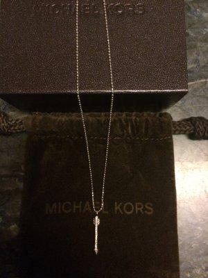 Neue Michael Kors Kette mit Pfeil in silber