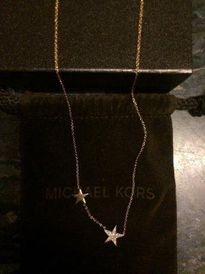 Neue Michael Kors Kette mit Sternen in gold
