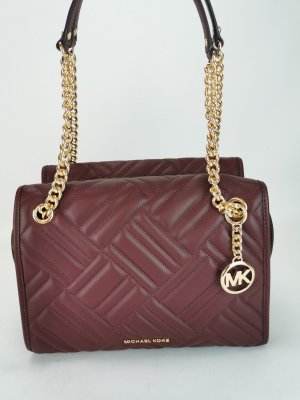 "Neue Michael Kors Leather Satchel ""Kathy"""
