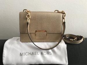 Neue Michael Kors Tasche in gold