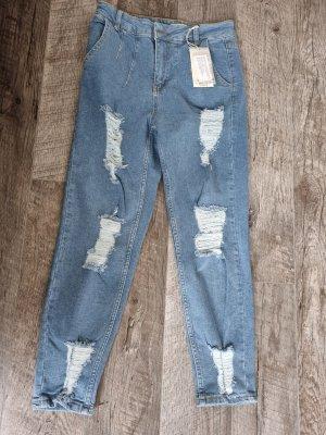 neue mom jeans