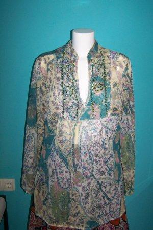 A.J.Morgan Blusa de túnica verde Poliéster