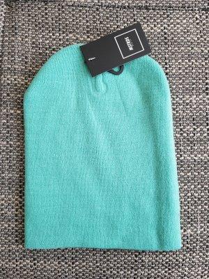 neue Mütze beanie mintgrün