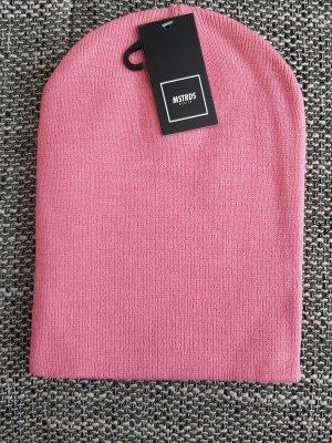 neue Mütze beanie pink rosa