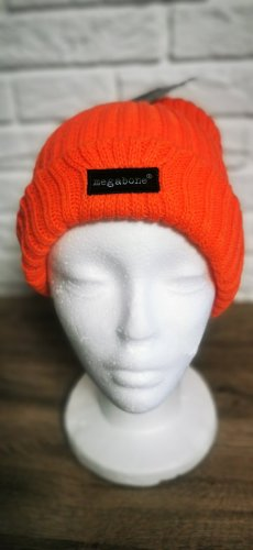 Gorro naranja-naranja oscuro