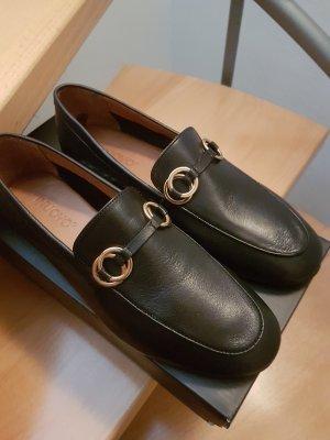 Inuovo Pantoffels zwart