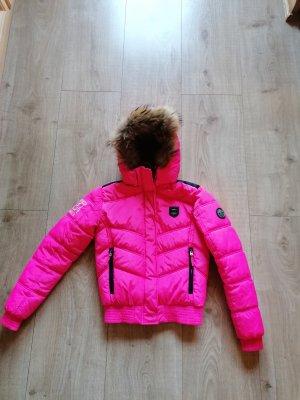NEUE Nickelson Jacke mit ECHTPELZ Größe M