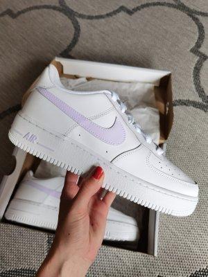 Neue Nike Air force 1 Custom Flieder