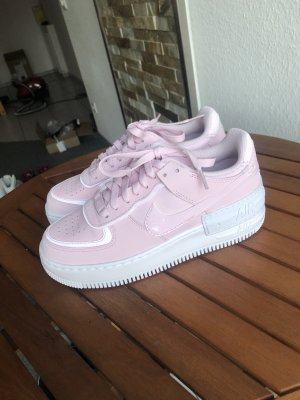 Neue Nike Air Force shadow rosa 37,5