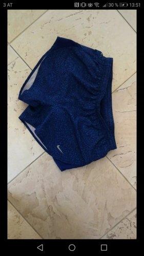 Neue Nike Shorts blau