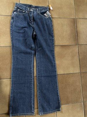 Tom Tailor Jeans a gamba dritta blu