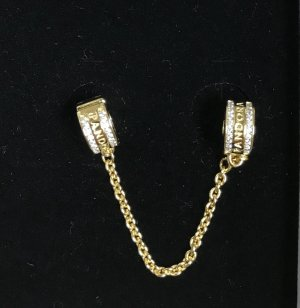 Pandora Bracelet à breloques doré