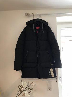 ONEILL Płaszcz puchowy czarny