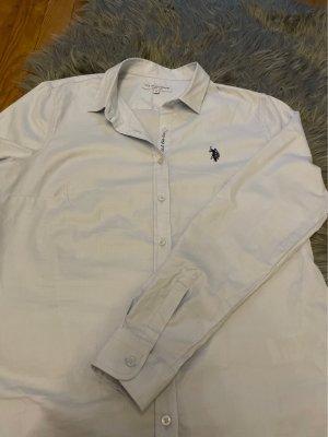 U.s. polo assn. Camicia a maniche lunghe celeste