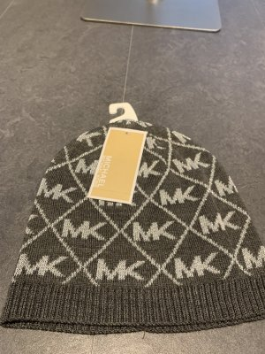 Michael Kors Knitted Hat light grey-grey