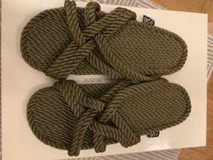 Nomadic State of Mind Beach Sandals olive green