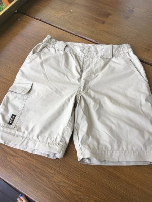 Neue Outdoor Shorts in beige/ sand, Hingucker, Gr. 34, Kilimanjaro