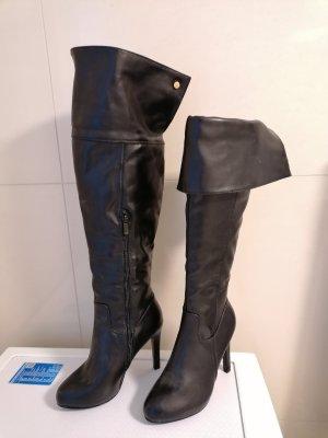 ❤️Neue Overknee Stiefel in Gr 37