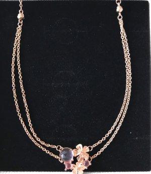 Pandora Collana color oro rosa-rosa pallido