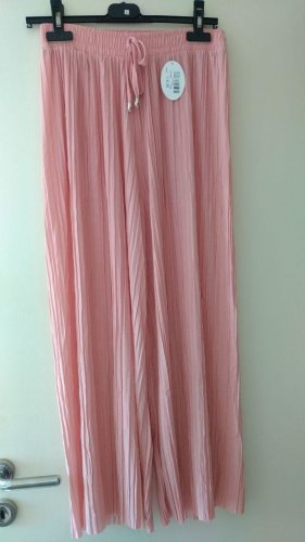 Neue Plissee Hose Gr. M-L rosa