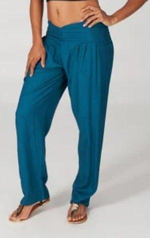 Aller Simplement Pantalone bloomers petrolio-blu cadetto