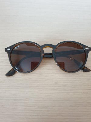 Ray Ban Ronde zonnebril brons