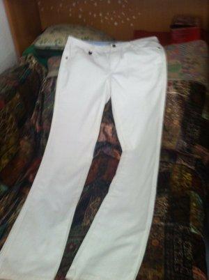 """NEUE """"Rene Lezard"""" weiße Jeans, NP=199€"""