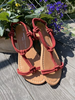 Dorothy Perkins Strapped Sandals multicolored