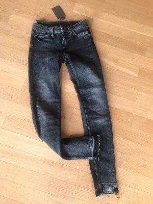 All Saints Tube jeans veelkleurig