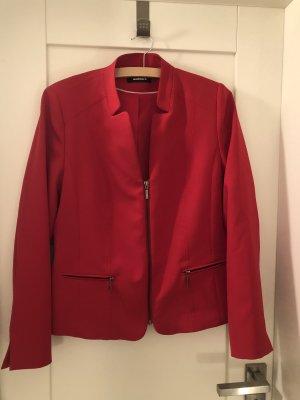 Neue rote Jacke von Walbusch