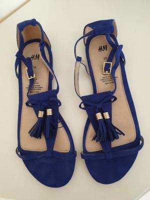 H&M Sandalo outdoor blu
