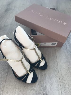Neue Sandaletten von Pura López Größe 36 1/2
