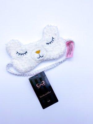 Hunkemöller Okulary motylki biały