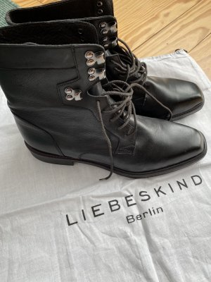 Liebeskind Lace-up Boots black
