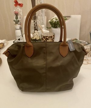 Adagio Handbag green grey-brown