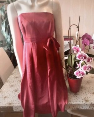 Angie Ball Dress raspberry-red