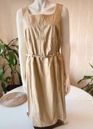 Apriori Sukienka etui kremowy-jasnobeżowy