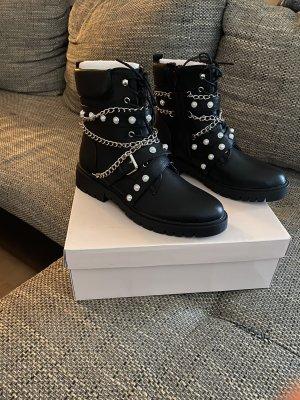 Neue Schuhe Größe 38 tolle Tasche neu