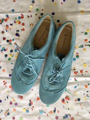 Neue Schuhe von Promod, Echtleder