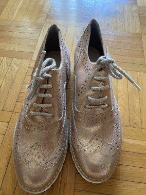 Neue Schuhe von Schuhwerk metallic