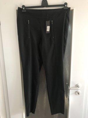 Neue, schwarze Business Hose von Comma, Größe 44!