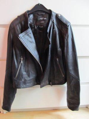Reserved Biker Jacket black