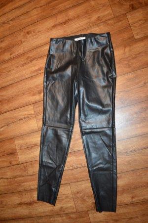 Nakd Pantalone in pelle nero
