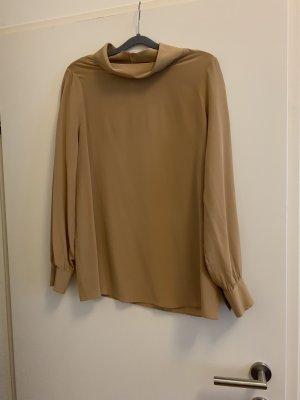 Neue seidenbluse von twinset, Größe 42. Modefarbe Senfgelb, neu und nie getragen. Neupreis 200 Euro