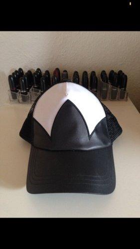 Adidas Originals Berretto da baseball nero-bianco