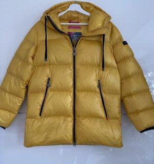 Neue, senfgelbe Pufferjacket Daunenjacke von Frieda und Freddies 38 M