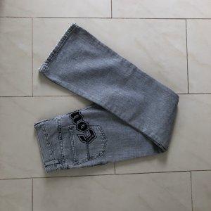 Neue Sisley Jeans Print auf der Hinterseite XS/S