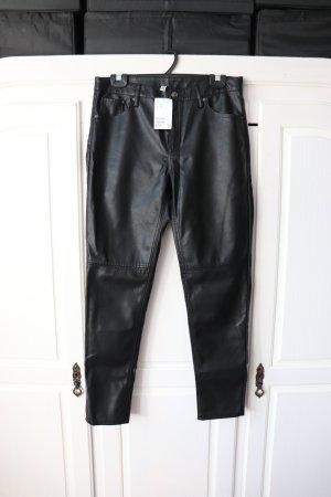 Neue Skinny Lederhose von H&M Größe 38 40