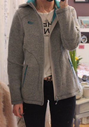 The North Face Softshell Jacket multicolored