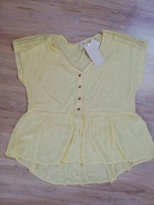 Springfield Tunic Blouse primrose-pale yellow